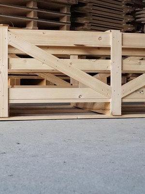 skrzynia drewniana 23