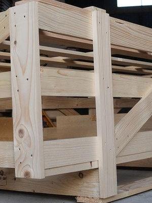 skrzynia drewniana 24