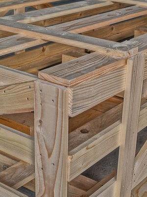 skrzynia drewniana 25