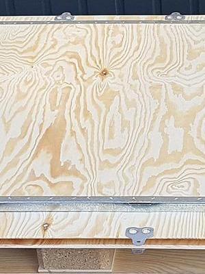 skrzynia drewniana 16